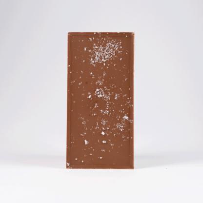 Cornish Sea Salt Milk Chocolate Bar
