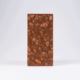 Pecan & Honeycomb Milk Chocolate Bar