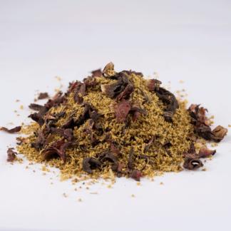 Elderflower & Hibiscus Tisane