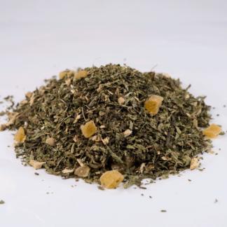 Ginger & Lemon Verbena Tisane