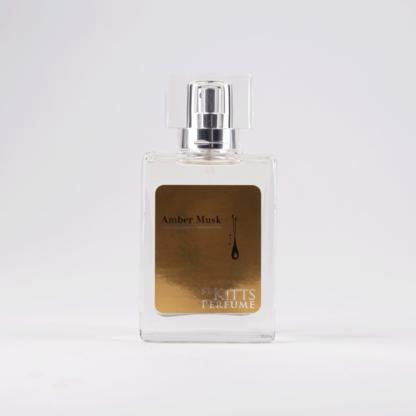 Amber Musk Perfume Spray (Tester)