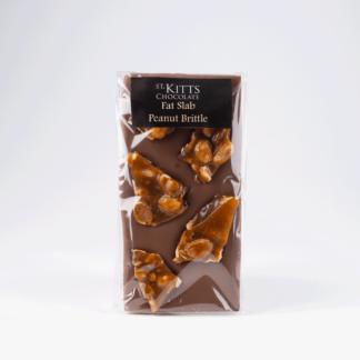 Peanut Brittle Milk Fat Slab