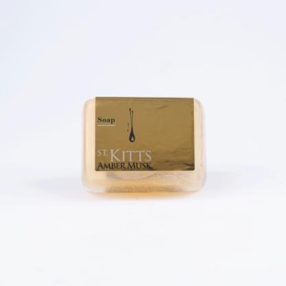 Amber Musk Soap Bar
